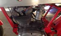 DUCATI 250 cc. COMPETITION - CARBURETOR