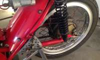DUCATI 250 cc. COMPETITION - CHASSIS