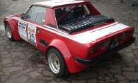 FIAT X1/9 GR4 - REAR LEFT SIDE