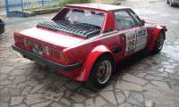 FIAT X1/9 GR4 - REAR THE RIGHT SIDE