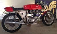 TRIUMPH Rickman Metisse - THE RIGHT SIDE