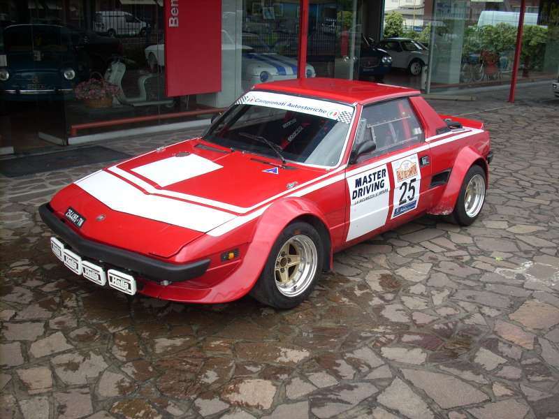 FIAT X1 9 GR4 Atelier RossiClassicRacing